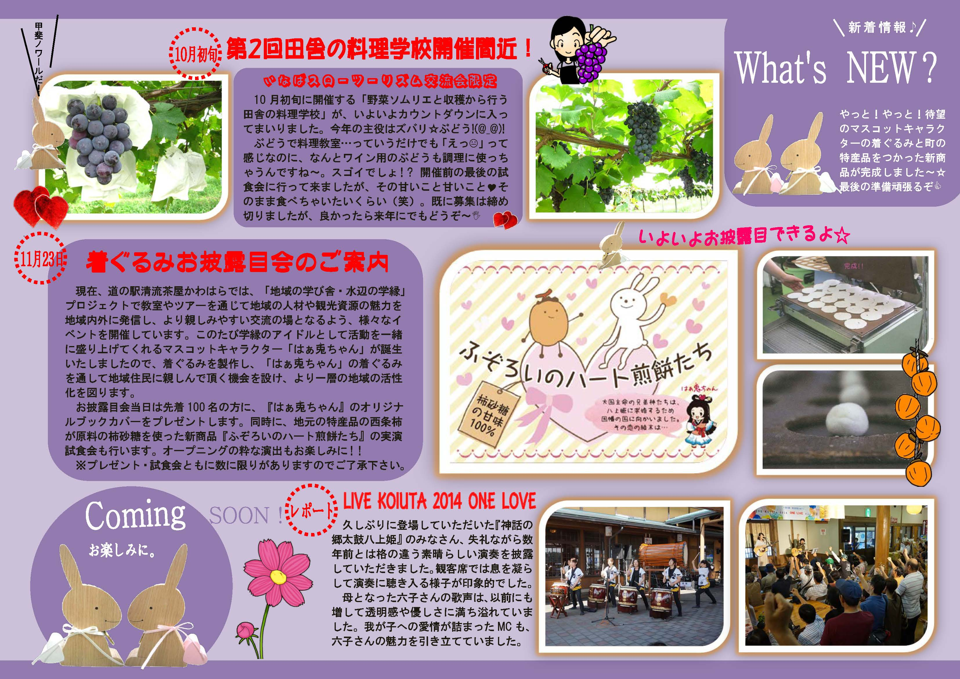 What's NEW?原稿№39