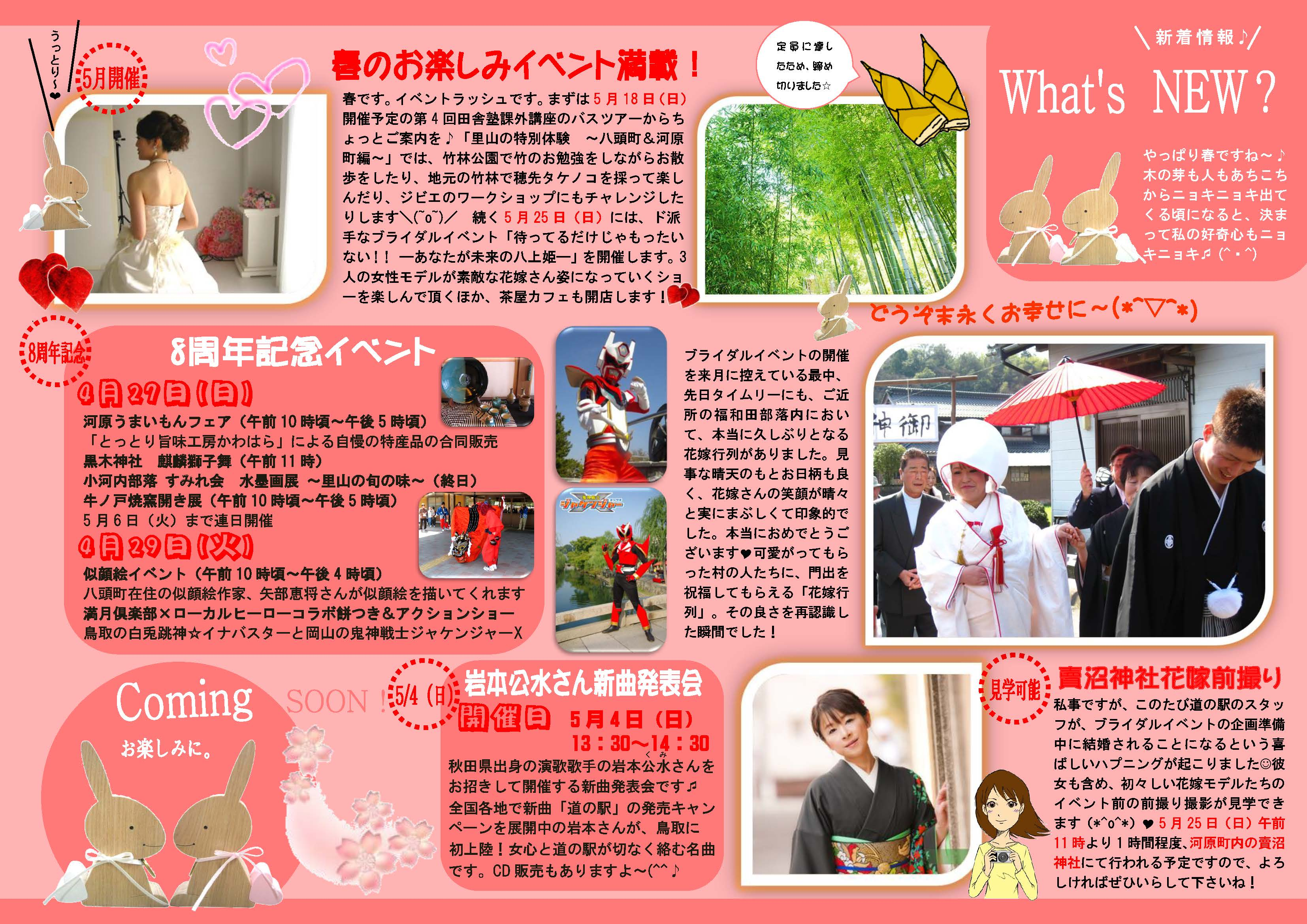 What's NEW?原稿№34