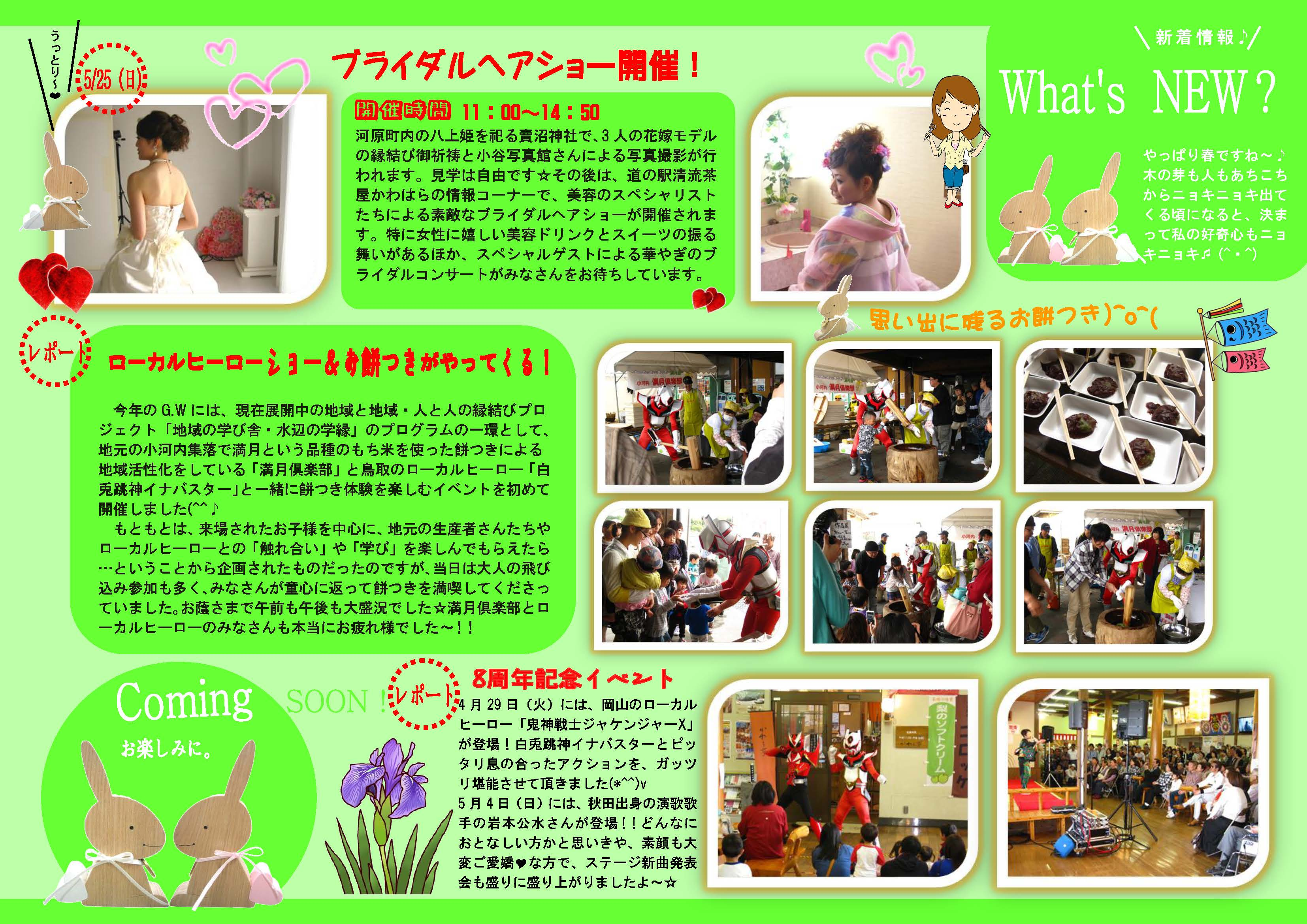 What's NEW?原稿№35