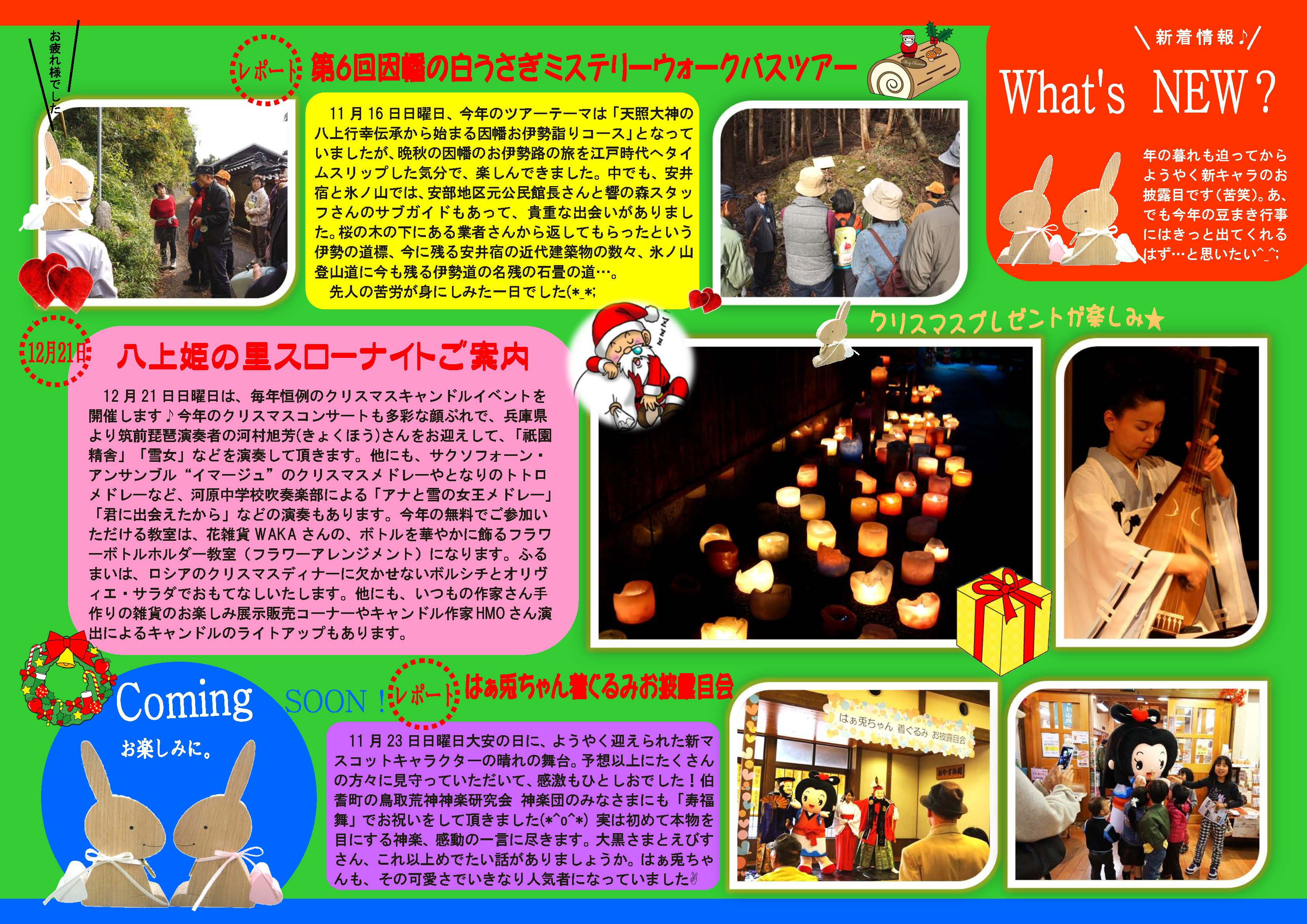 What's NEW?原稿№41
