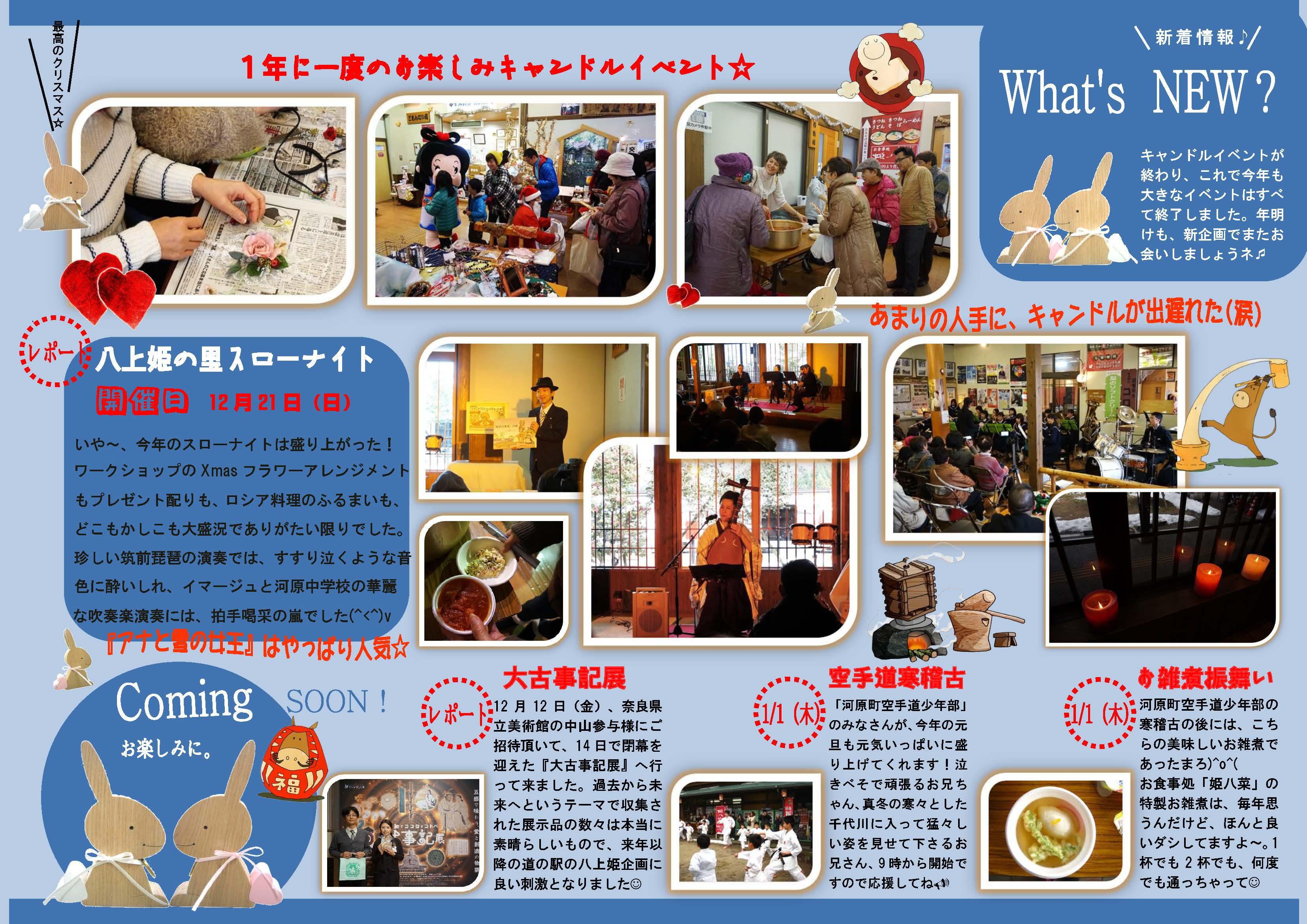 What's NEW?原稿№42